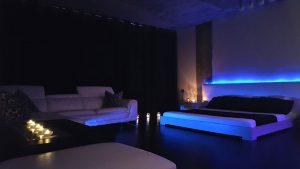 Dans mon loft privé